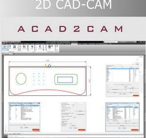 Acad2Cam